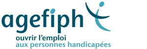 ISATIS partenaire de l'AGEFIPH (Association de Gestion du Fonds pour l'Insertion professionnelle des Personnes Handicapées)